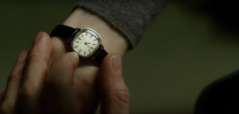 Bulova Women's Watch Used by Sally Hawkins in The Shape of Water (2017) Movie Product Placement