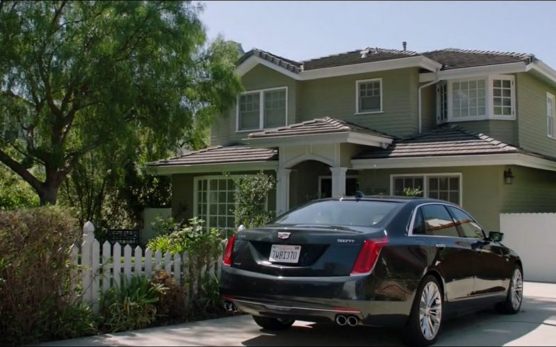 Cadillac CT6 3.0TT in Modern Family