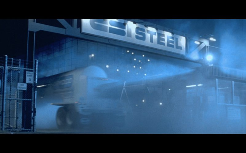 California Steel Industries (CSI) in Terminator 2 (1991)