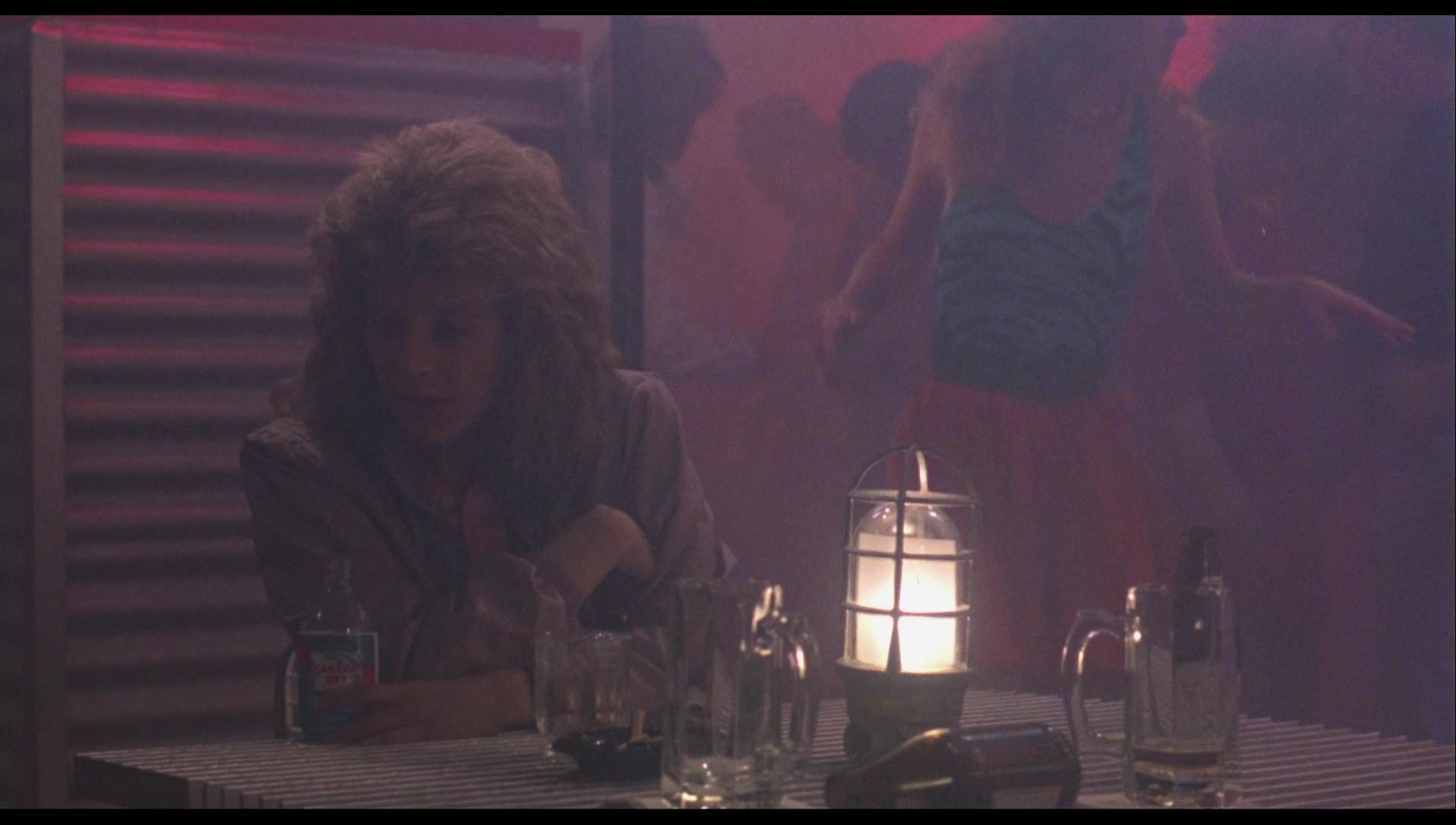 Canada Dry in The Terminator (1984) Movie