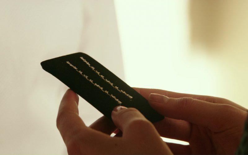 Cartier Silver Earrings Worn by Dakota Johnson (Anastasia Steele) in Fifty Shades Darker (2)