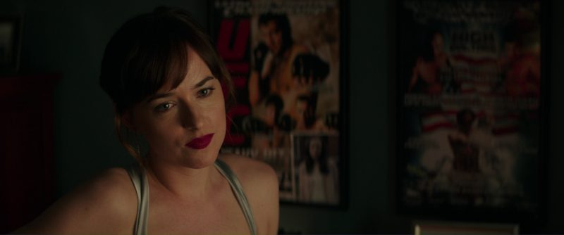 Cartier Silver Earrings Worn by Dakota Johnson (Anastasia Steele) in Fifty Shades Darker (2017) - Movie Product Placement