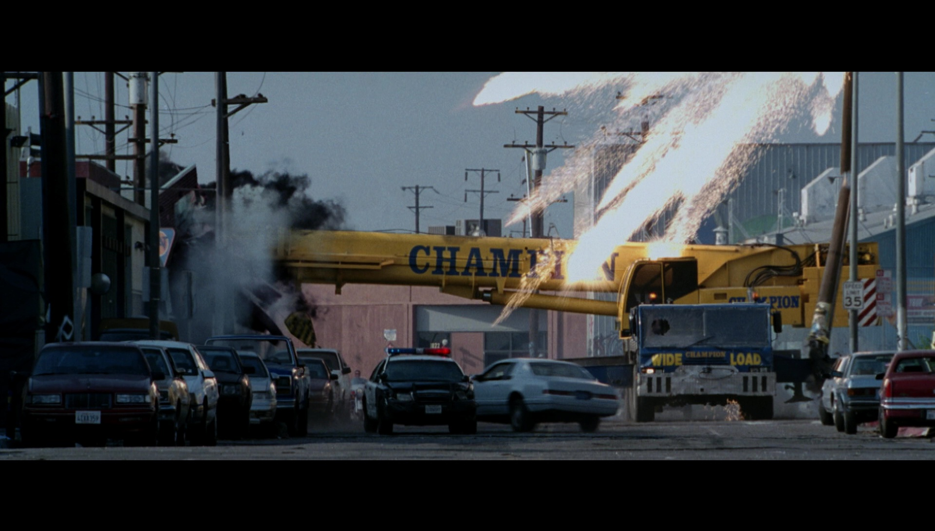 2016 Lincoln Town Car >> Champion Crane Driven by Kristanna Loken (T-X) in Terminator 3: Rise of the Machines (2003 ...