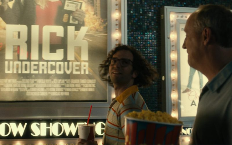 Coca-Cola Paper Cup and Kyle Mooney in Brigsby Bear