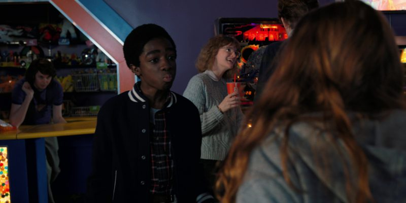 Coca-Cola in Stranger Things: Dig Dug (2017) - TV Show Product Placement