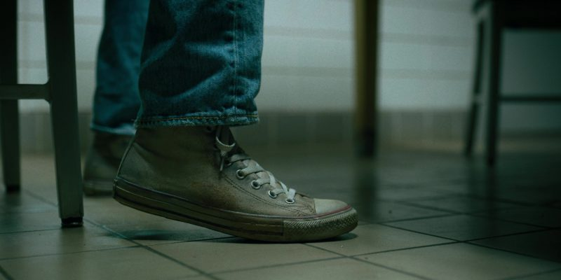 Converse High Top Sneakers Worn by Millie Bobby Brown in Stranger Things: Will the Wise (2017) TV Show Product Placement