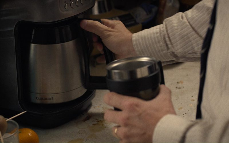 Cuisinart Coffee Maker used by Shea Whigham in Death Note (2017)