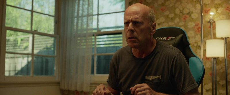 Dxracer Chair Used By Bruce Willis In Once Upon A Time In