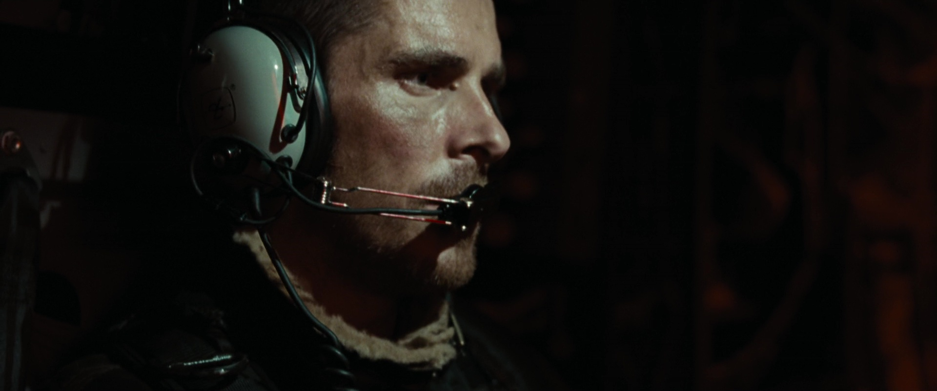 David Clark Headsets Used By Christian Bale John Connor