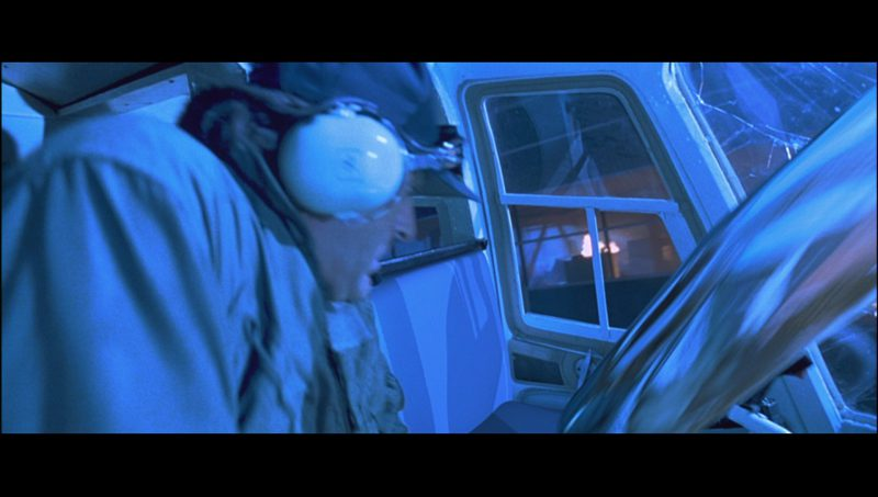David Clark Headsets in Terminator 2: Judgment Day (1991) Movie Product Placement