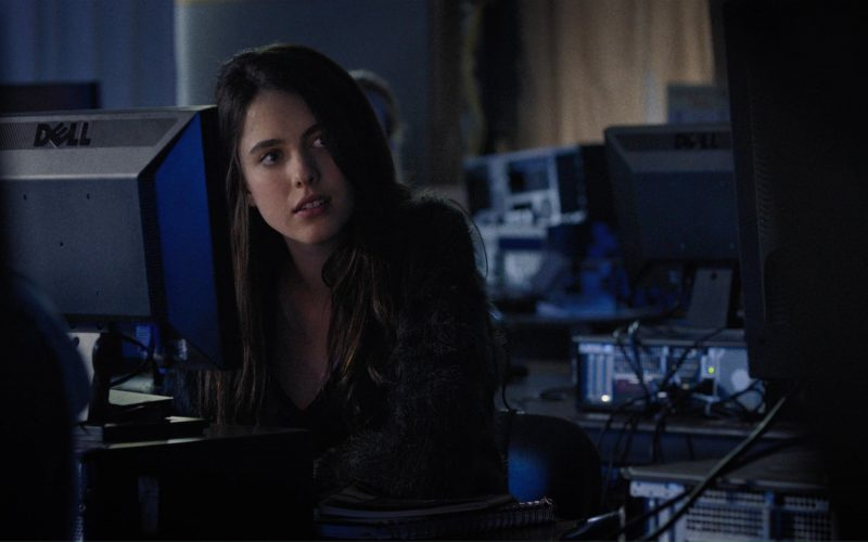 Dell Monitor used by Margaret Qualley in Death Note (1)