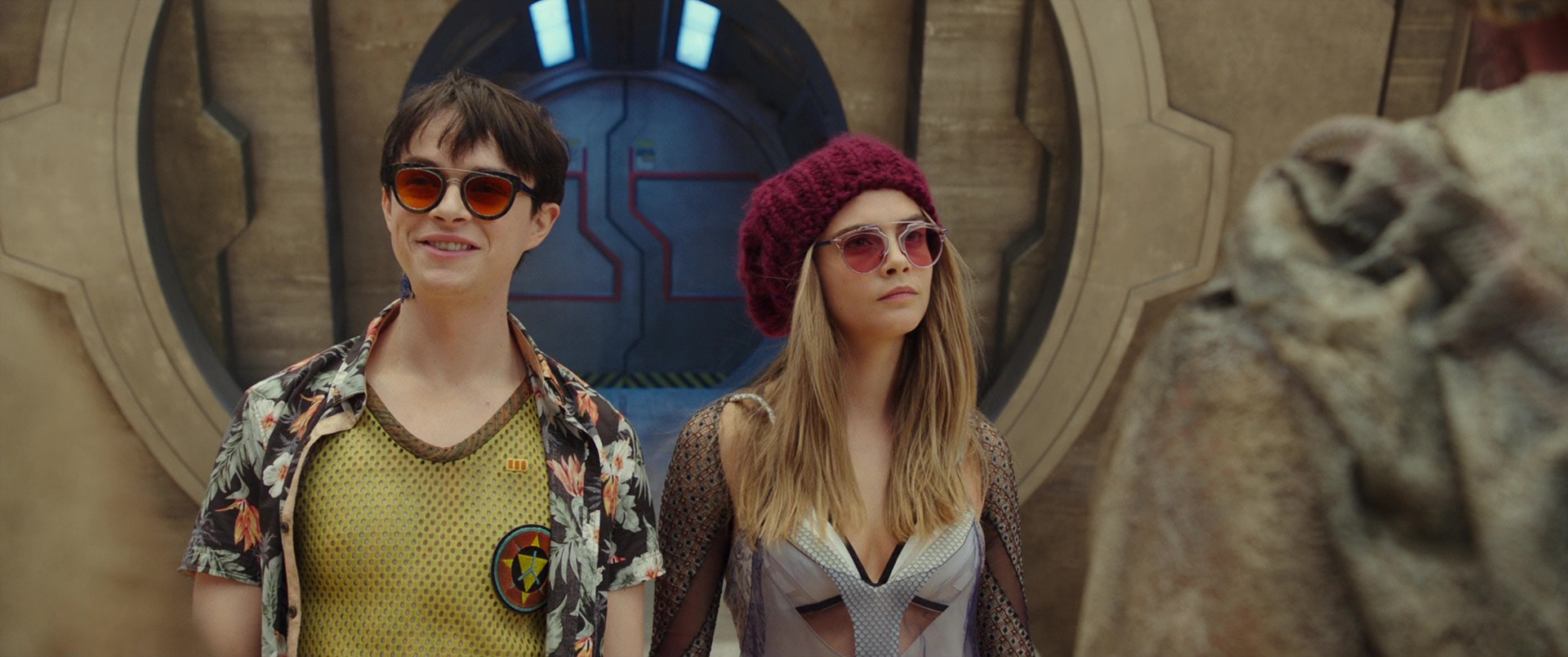 e20059129a6 Dior So Real Sunglasses Worn by Cara Delevingne in Valerian and the City of  a Thousand
