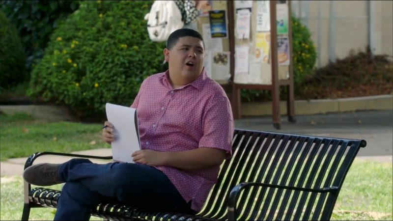 Ecco Shoes Worn by Rico Rodriguez in Modern Family: Catch of the Day (2017) - TV Show Product Placement