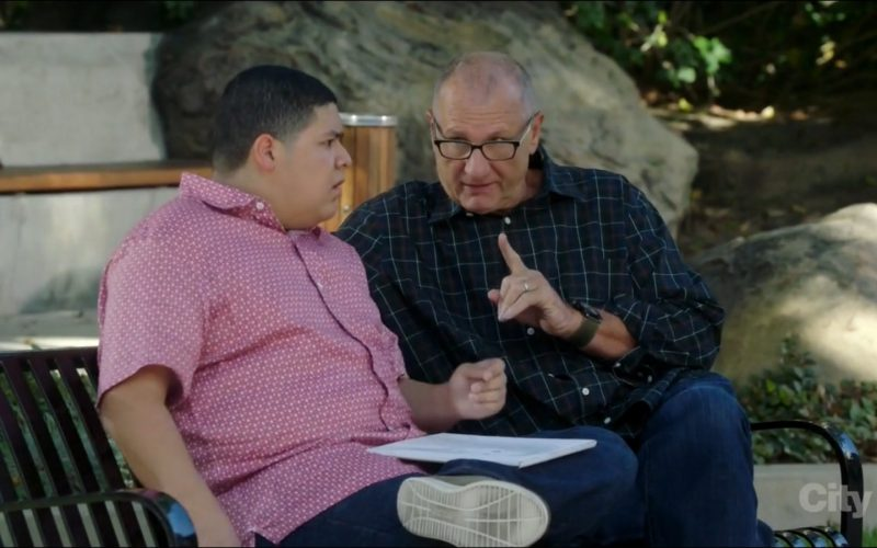 Ecco Shoes Worn by Rico Rodriguez in Modern Family (6)