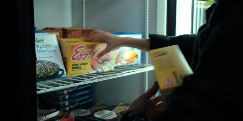 Eggo Waffles in Stranger Things: The Lost Sister (2017) TV Show Product Placement