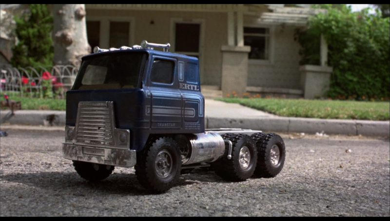 Ertl Toy Car in The Terminator (1984) Movie Product Placement