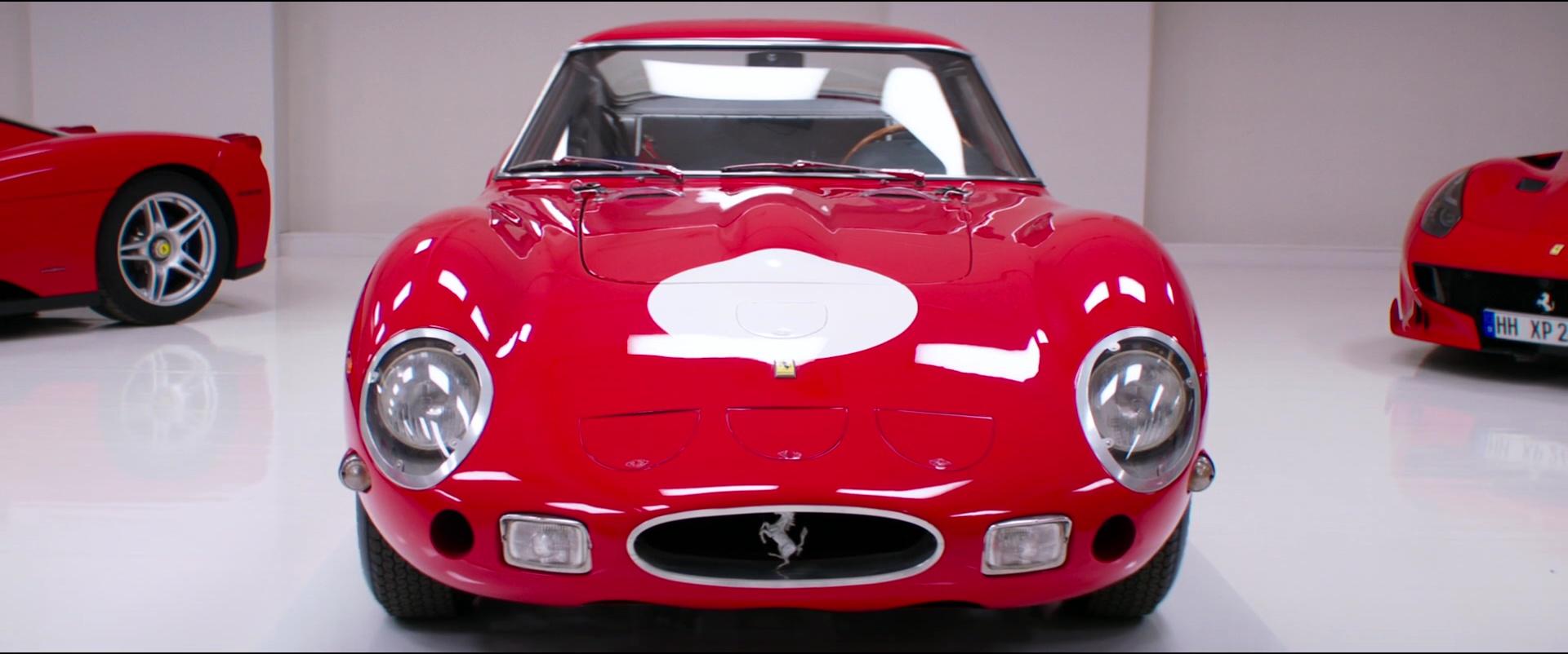 Ferrari 250 Gto Car In Overdrive 2017 Movie