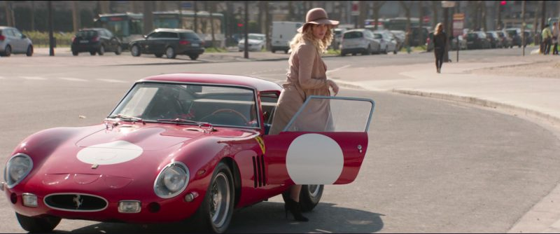 Ferrari 250 GTO Car in Overdrive (2017) Movie Product Placement