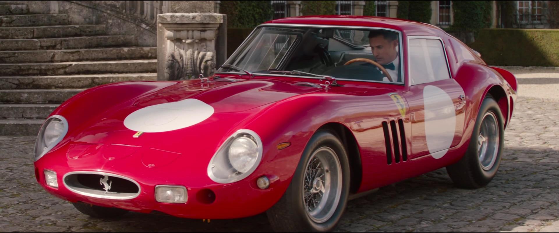 Exotic Car Brands >> Ferrari 250 GTO Car in Overdrive (2017) Movie