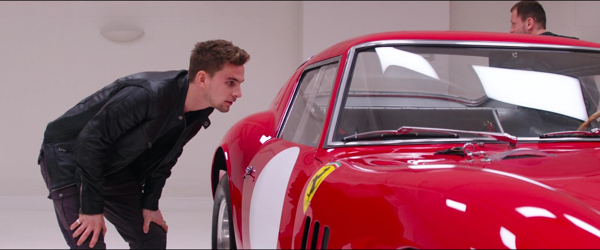 Ferrari Cars In Overdrive 2017 Movie
