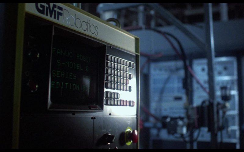 GMF Robotics in The Terminator