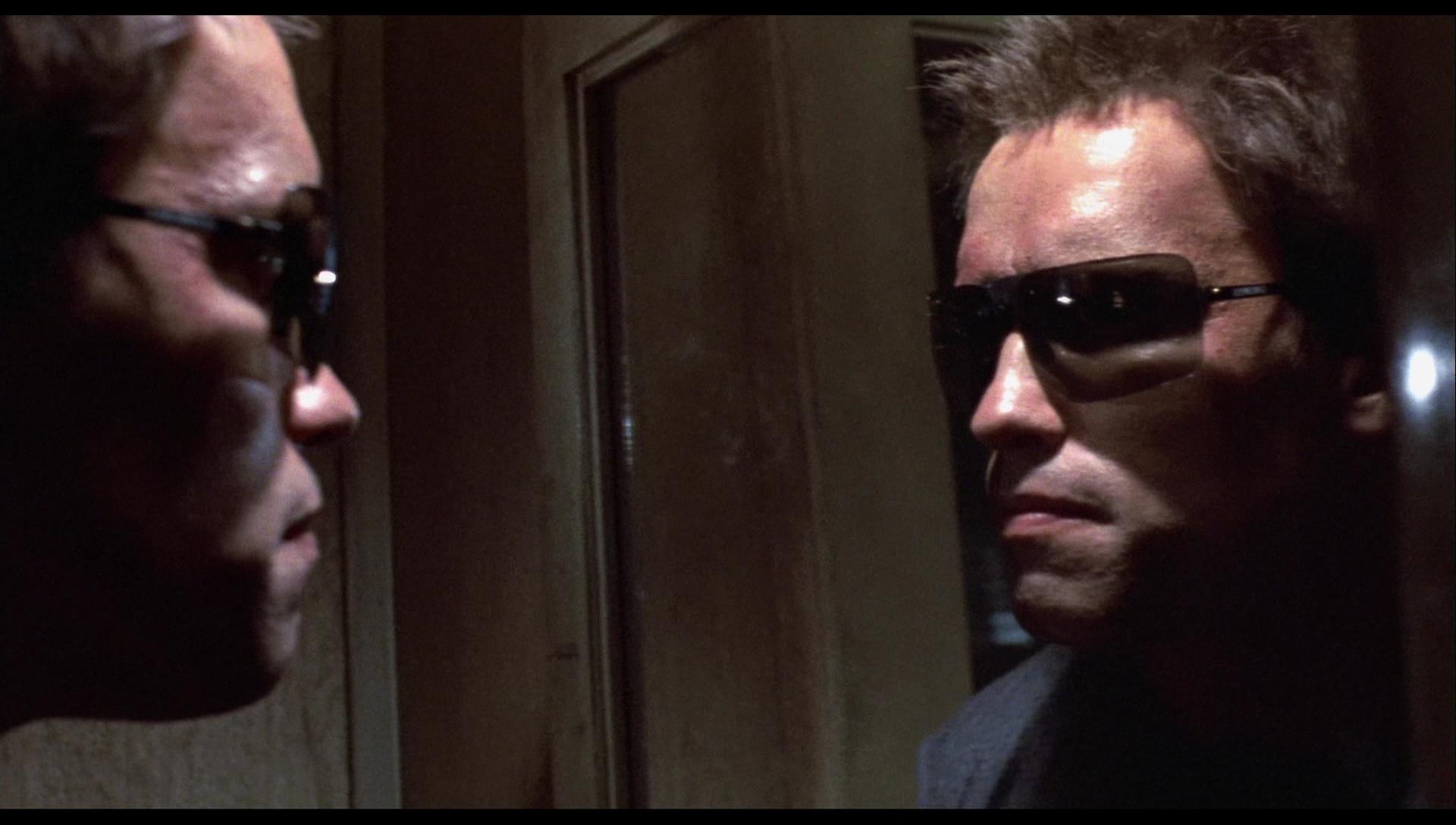 7c50bfcbd6 Gargoyles Sunglasses Worn by Arnold Schwarzenegger in The Terminator (1984)  Movie Product Placement