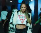 Guess T-Shirt Worn by Jennifer Lopez in Amor, Amor, Amor (13)