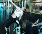Guess T-Shirt Worn by Jennifer Lopez in Amor, Amor, Amor (14)