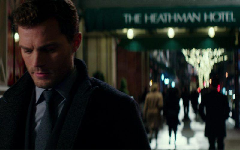 Heathman Hotel in Fifty Shades Darker