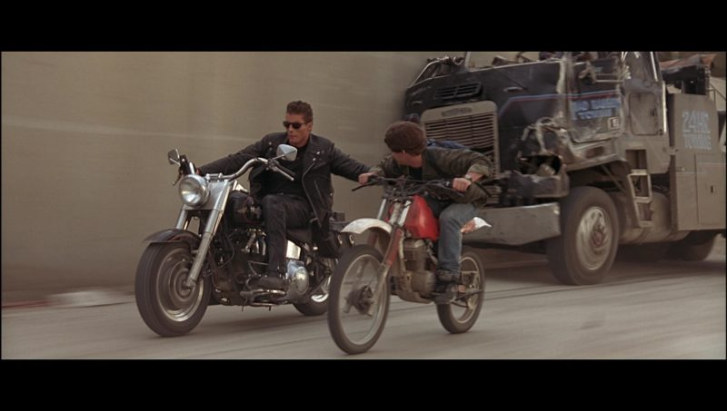 Honda Xr 100 Motorcycle Driven By Edward Furlong John