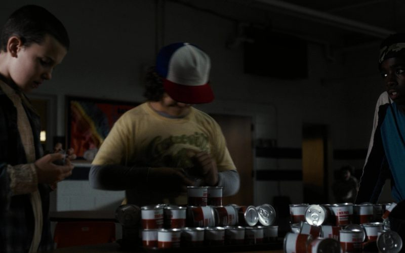 Hunt's Snack Pack (Chocolate Pudding) in Stranger Things (4)