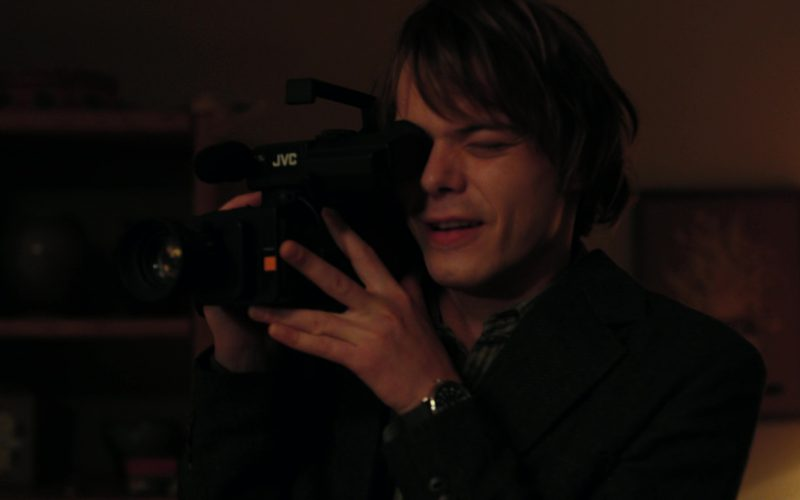 JVC Video Camera Used by Charlie Heaton (Jonathan) in Stranger Things (1)
