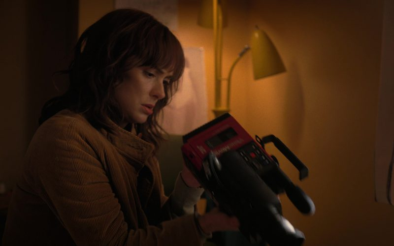 JVC Video Camera Used by Winona Ryder in Stranger Things (1)