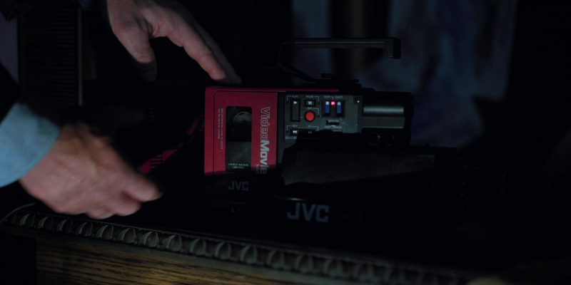 JVC Video Camera in Stranger Things: The Spy (2017) TV Show