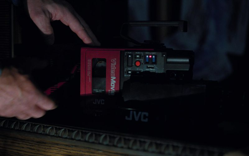 JVC Video Camera in Stranger Things