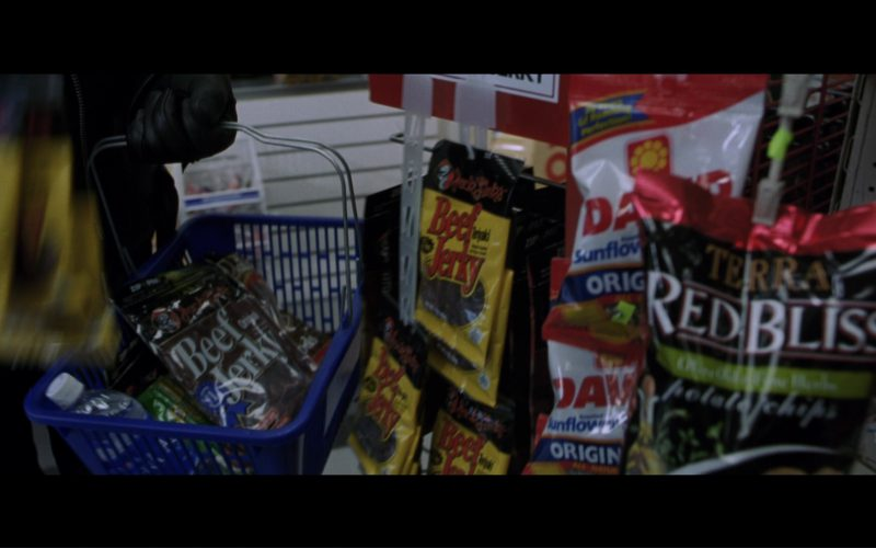 Jack Link's Beef Jerky And Terra Red Bliss Potato Chips in Terminator 3 Rise of the Machines (1)