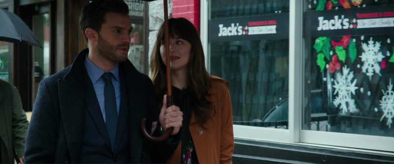 Jack's Taphouse & Grill in Fifty Shades Darker (2017) Movie Product Placement