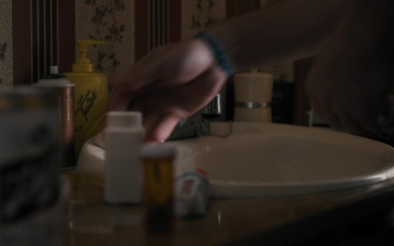 Jean Nate Liquid Soap Used by David Harbour in Stranger Things