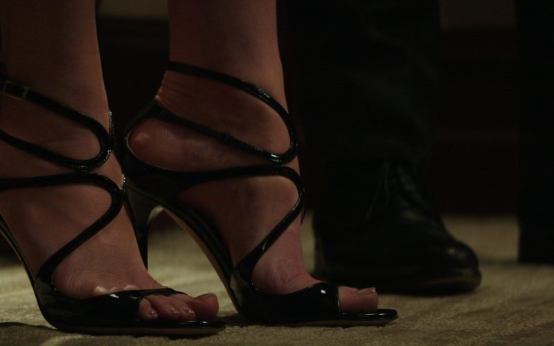 Jimmy Choo Lance High Heel Sandals Worn by Dakota Johnson (Anastasia Steele) in Fifty Shades Darker (5)