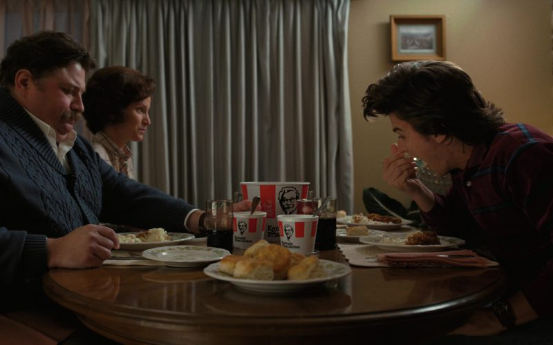 Kentucky Fried Chicken Food in Stranger Things (1)