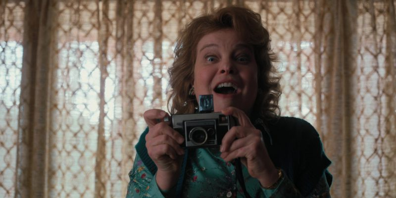 Kodak Instamatic X-35 Photo Camera in Stranger Things: Trick or Treat, Freak (2017) - TV Show Product Placement