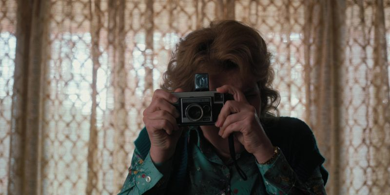 Kodak Instamatic X-35 Photo Camera in Stranger Things: Trick or Treat, Freak (2017) TV Show Product Placement