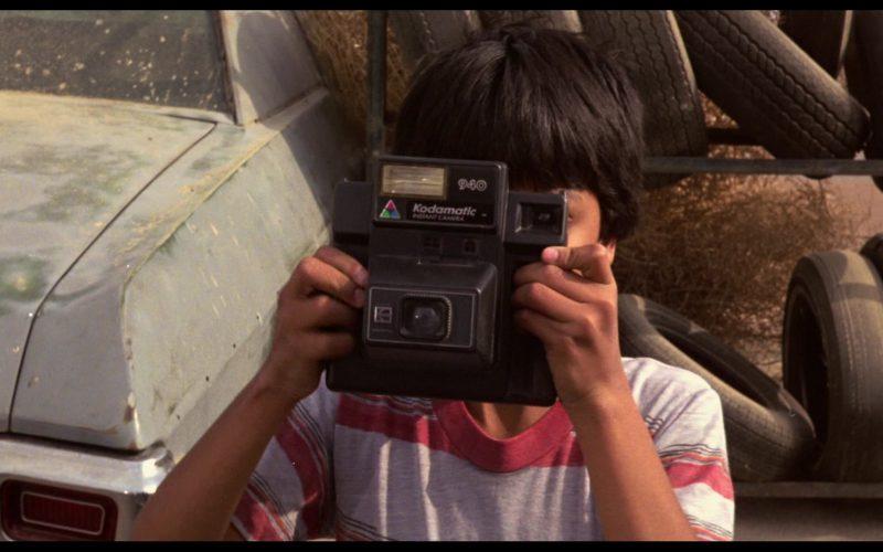 Kodak Kodamatic Model 940 Instant Photo Camera in The Terminator