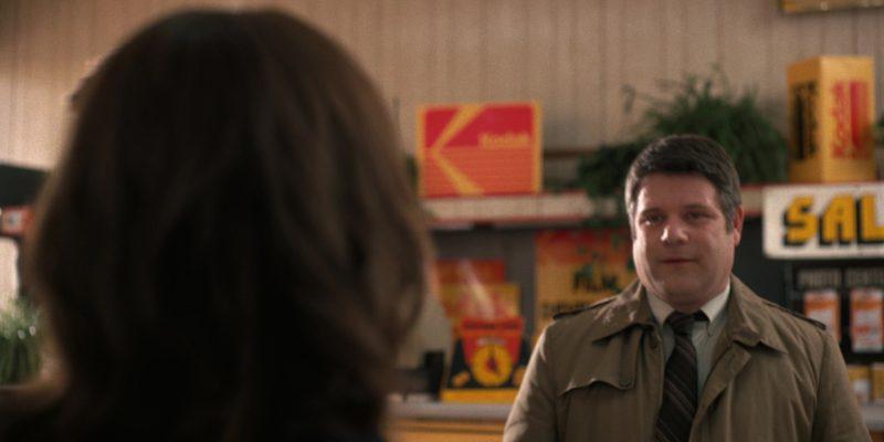 Kodak in Stranger Things: The Pollywog (2017) TV Show Scenes
