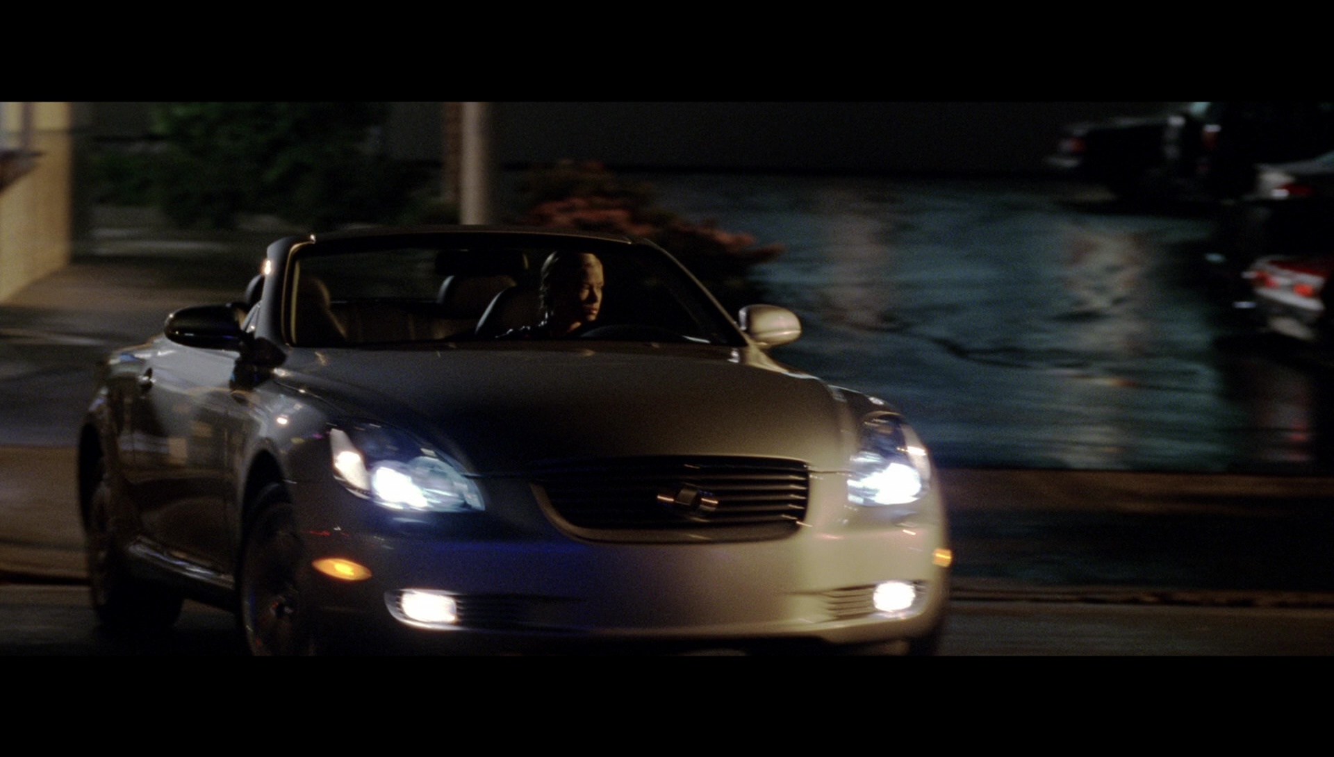 Lexus Sc Car Driven By Kristanna Loken T X In Terminator Rise Of The Machines