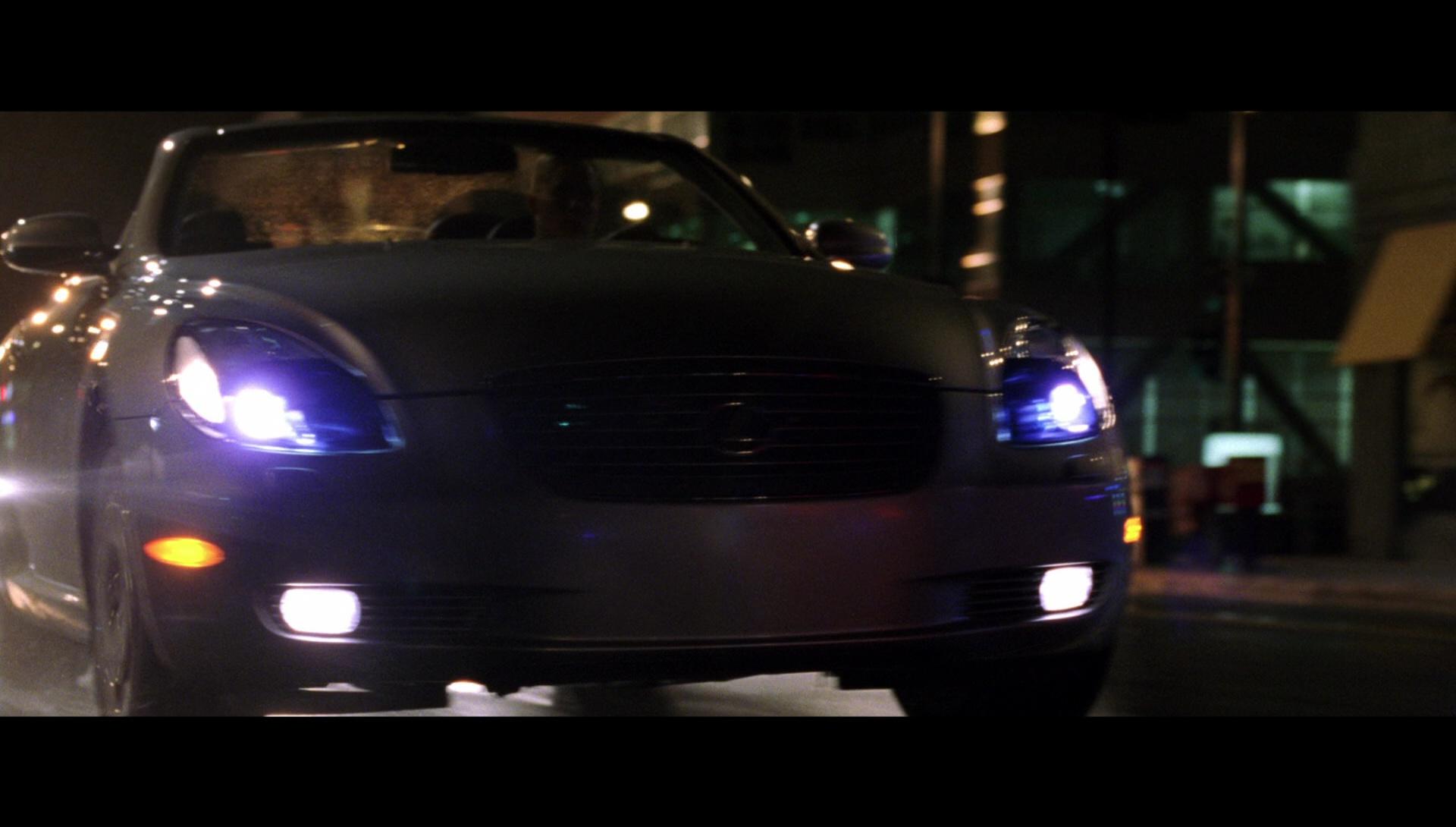Lexus Sc 430 Car Driven By Kristanna Loken T X In
