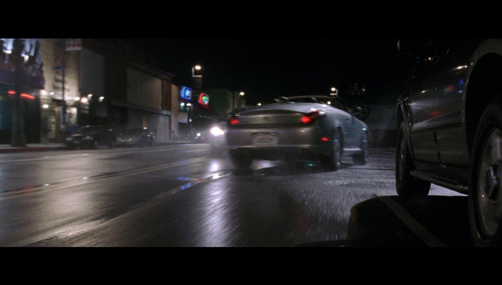 Seen in The Movie: Lexus SC 430 Car Driven by Kristanna ...