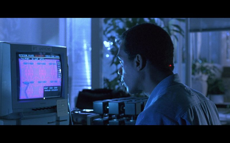 Magnavox Monitors Used by Joe Morton (as Dr. Miles Bennett Dyson) in Terminator 2 (4)