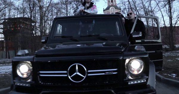 mercedes benz gelandewagen g63 black car in benz truck by lil peep 2017 official music video. Black Bedroom Furniture Sets. Home Design Ideas