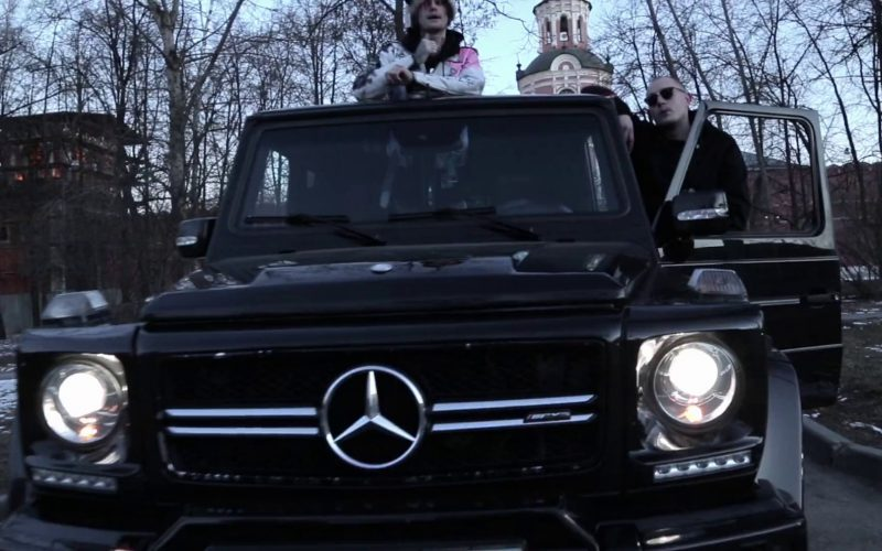 Mercedes-Benz G-Class Product Placement Online Database